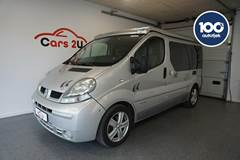 Renault Trafic T29 dCi 135 Weinsberg X-Cursion 2,5