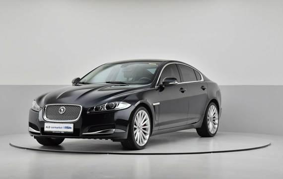Jaguar XF D V6 Luxury aut. 3,0