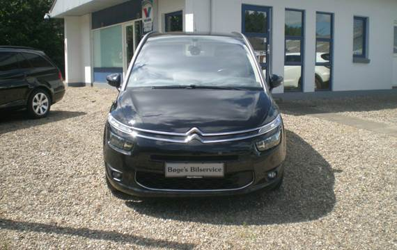 Citroën Grand C4 Picasso BlueHDi 120 Seduction EAT6 1,6