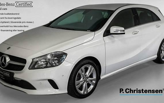 Mercedes A200 aut. Van 1,6
