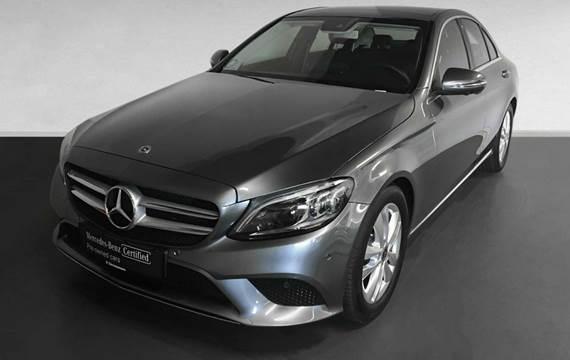 Mercedes C220 d Advantage aut. 2,0