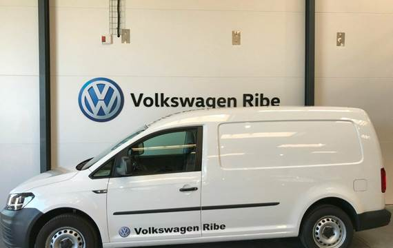 VW Caddy Maxi TDi 102 BMT Van 2,0