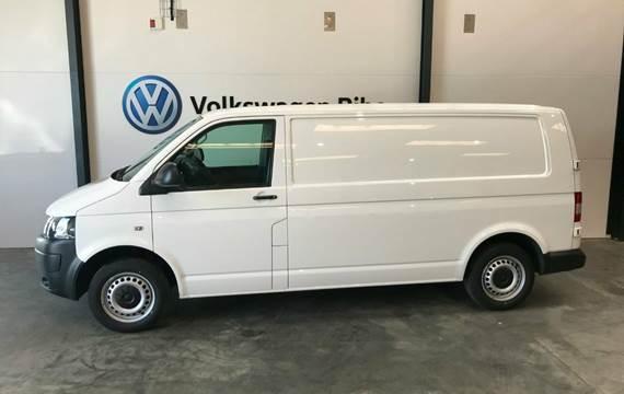 VW Transporter TDi 140 Kassevogn lang 2,0