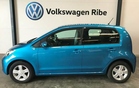 VW UP! MPi 60 Double Up! BMT 1,0