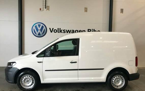 VW Caddy TSi 102 BMT Van 1,0