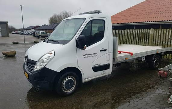 Renault Master III T33 2,3 dCi 165 L3 Chassis