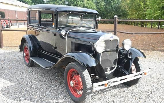 Ford A Tudor Sedan