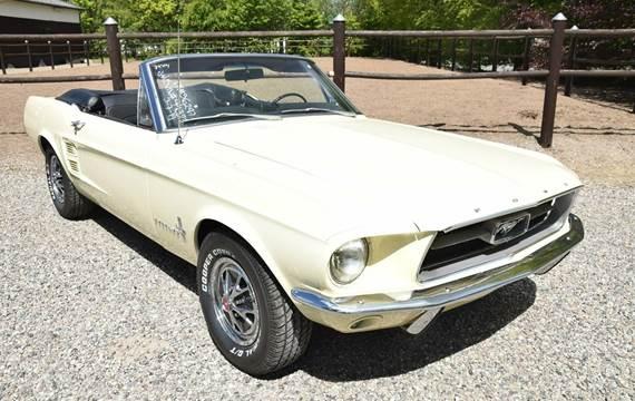 Ford Mustang V8 289cui. Cabriolet 4,7