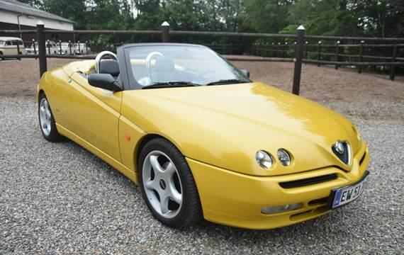 Alfa Romeo Spider TS L 16V 2,0