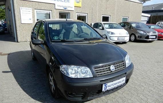 Fiat Punto JTD 1,3