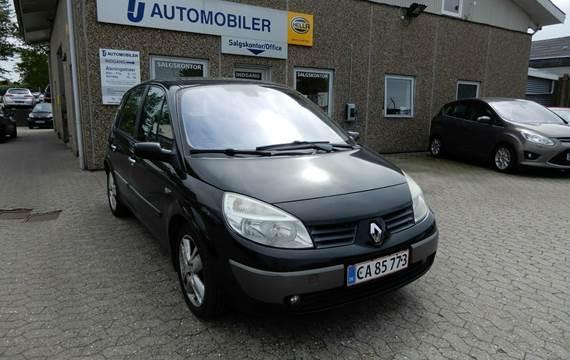 Renault Scenic II dCi Authentique 1,9