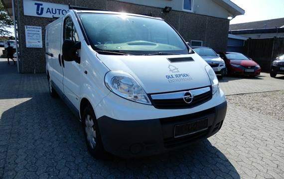 Opel Vivaro CDTi 90 Van L2H1 2,0