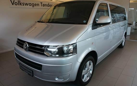 VW Multivan 2,0 TDi 140 Comfortline DSG lang