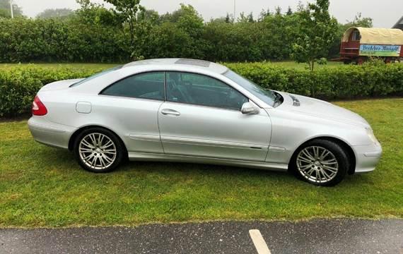 Mercedes CLK270 CDi Avantgarde aut. 2,7