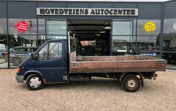 Ford Transit 100L D Chassis 2,5