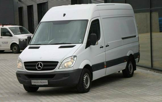Mercedes Sprinter 315 CDi R2 Kassevogn 2,2