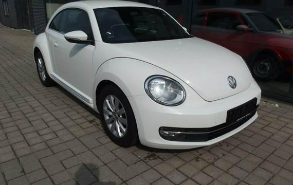 VW The Beetle TDi 105 Design 1,6