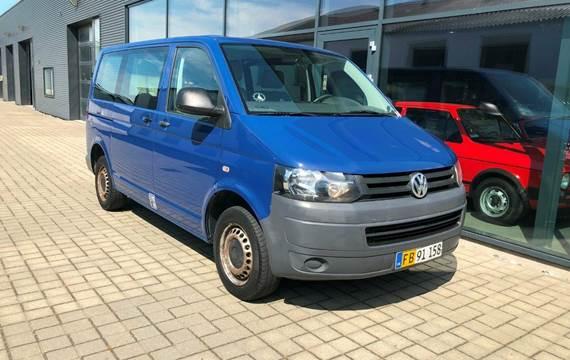 VW Transporter TDi 140 Kombi kort 2,0