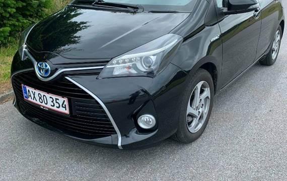 Toyota Yaris Hybrid H2 Premium CVT 1,5