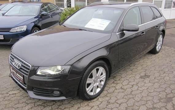 Audi A4 TDi 190 Avant Multitr. 2,7
