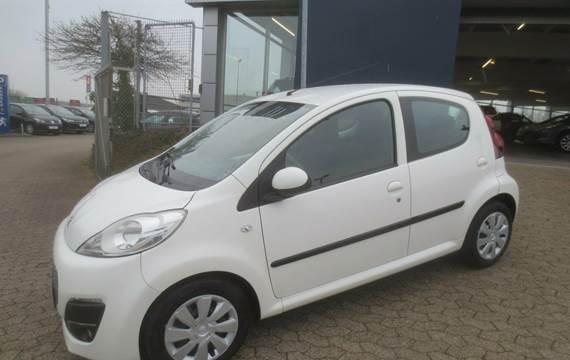 Peugeot 107 Motion Air 1,0