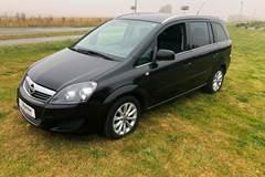 Opel Zafira CDTi 125 Classic eco 1,7