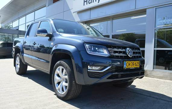 VW Amarok V6 TDi 258 Highline aut. 4M 3,0