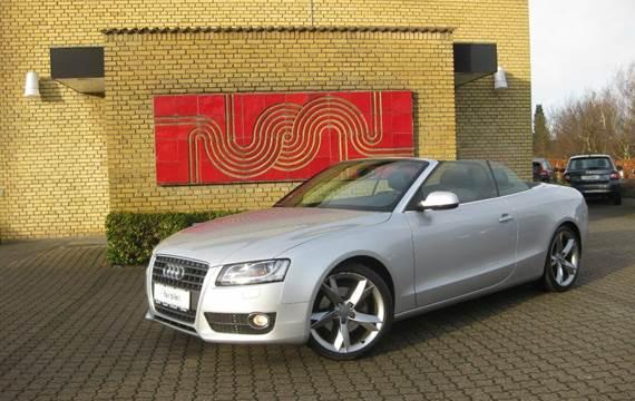 Audi A5 TFSi 180 Cabriolet Multitr. 2,0