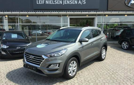 Hyundai Tucson T-GDi Trend 1,6