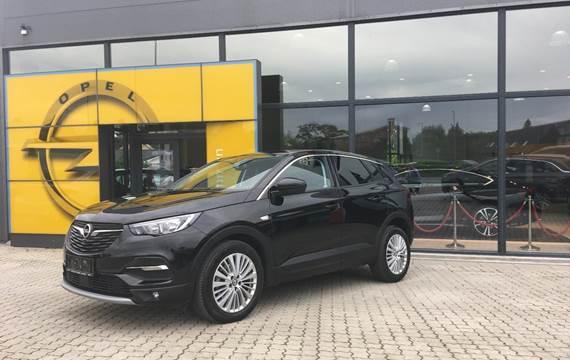 Opel Grandland X CDTi 120 Innovation aut. 1,6