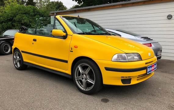 Fiat Punto 90 ELX Cabriolet 1,6
