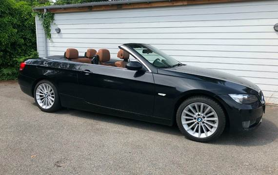 BMW 335i Cabriolet 3,0