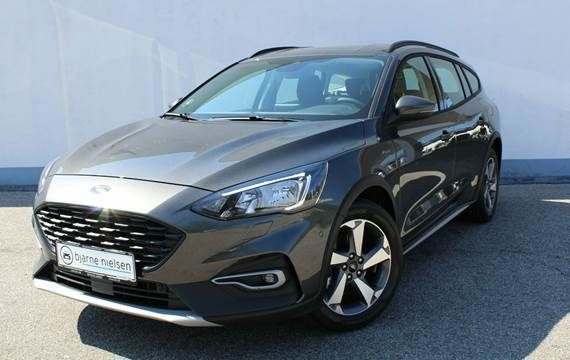 Ford Focus EcoBoost Active stc. 1,0