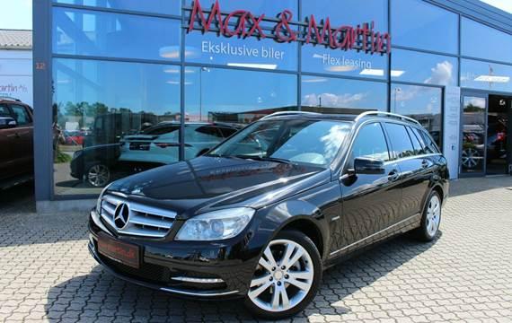 Mercedes C250 CDi stc. aut. BE 2,2