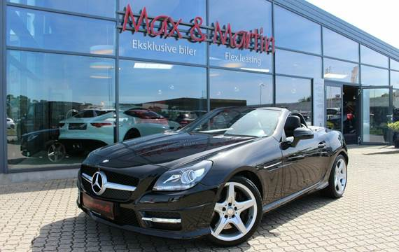 Mercedes SLK200 aut. BE 1,8