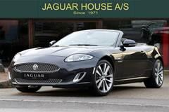 Jaguar XK V8 Portfolio Convertible aut. 5,0