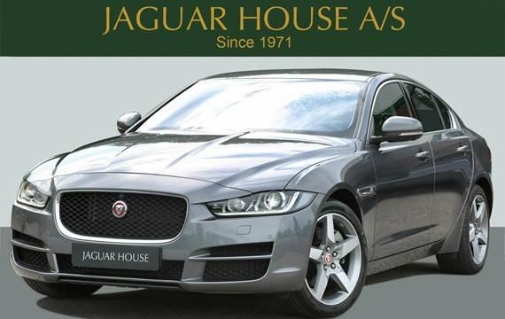 Jaguar XE P240 Portfolio aut. 2,0