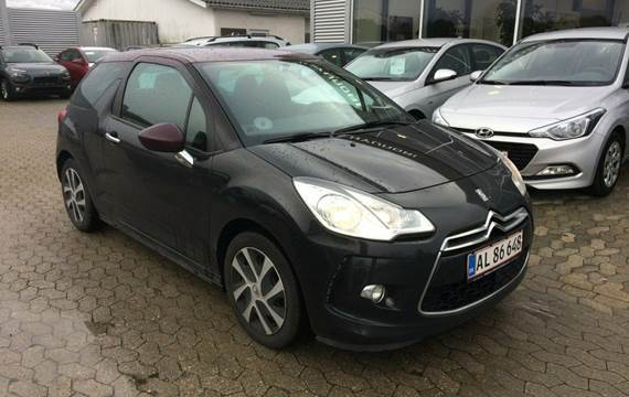 Citroën DS3 HDi 90 Style 1,6