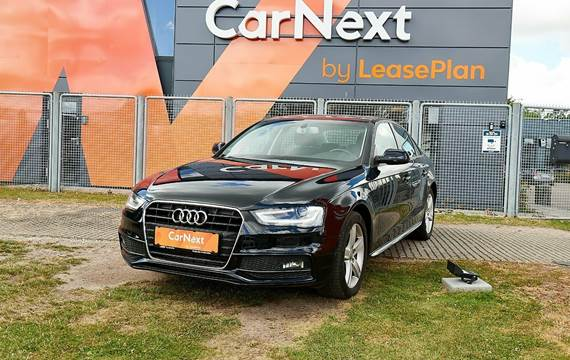 Audi A4 TDi 204 Multitr. 3,0