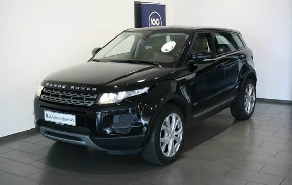 Land Rover Range Rover evoque TD4 Pure 2,2