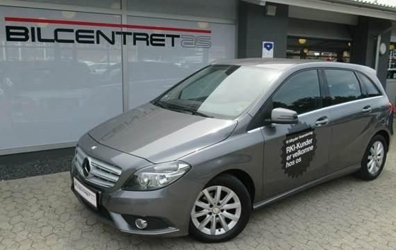 Mercedes B180 aut. BE 1,6