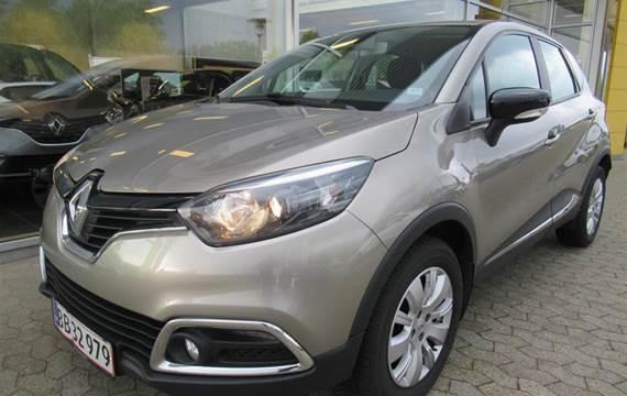 Renault Captur Energy TCe Expression Navi Style  5d 0,9