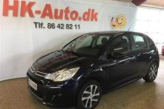 Citroën C3 HDI Seduction  5d 1,4