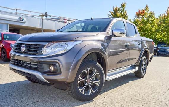 Fiat Fullback D 4WD  Pick-Up 6g 2,4