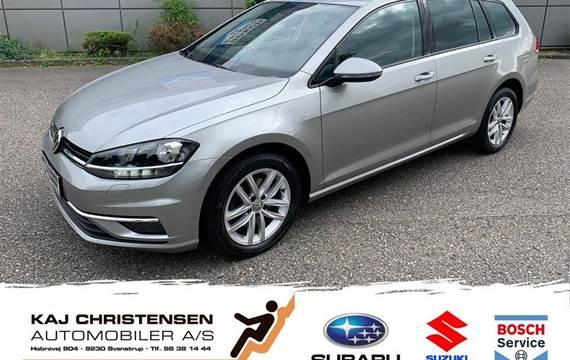 VW Golf Variant  TDI BMT Comfortline  Stc 1,6