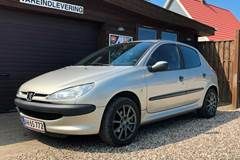 Peugeot 206 HDi Performance 1,4