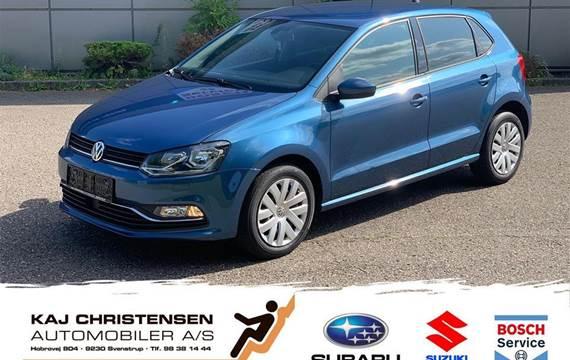 VW Polo TSI BMT Comfortline DSG  5d 7g Aut. 1,2