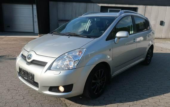 Toyota Corolla Verso D-4D Sol 7prs 2,2