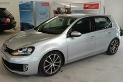 VW Golf VI TDi 140 Highline DSG 2,0