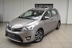 Toyota Verso 7 pers.  D-4D T2  6g 1,6